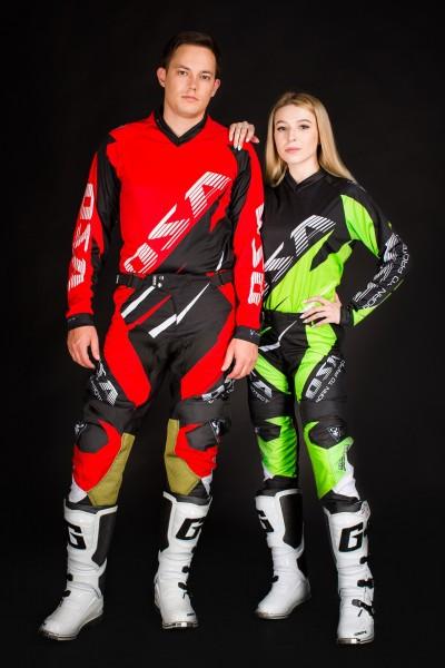 Джерси и штаны OSA для мотокросса
